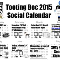 2015 Social Calendar Announcement