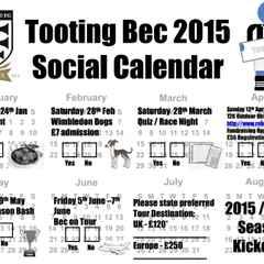 2015 Social Calendar Announcement