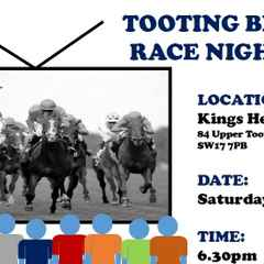 Tooting Bec Announcements: Fundraiser & Tour