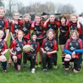 Old Brodleians RUFC vs. RFU Girls Festival - Brods
