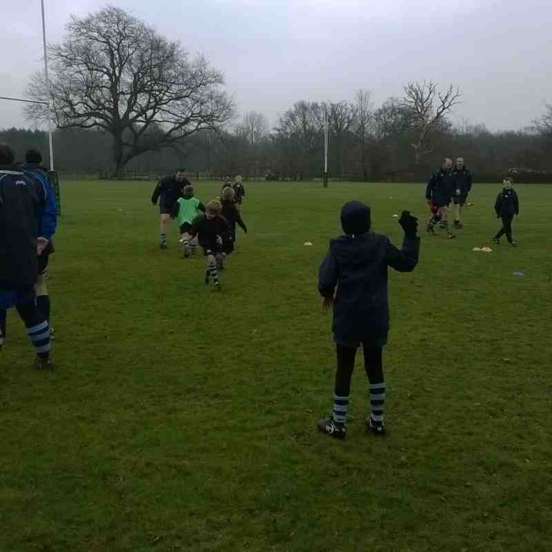 under 6/7 oakwood training