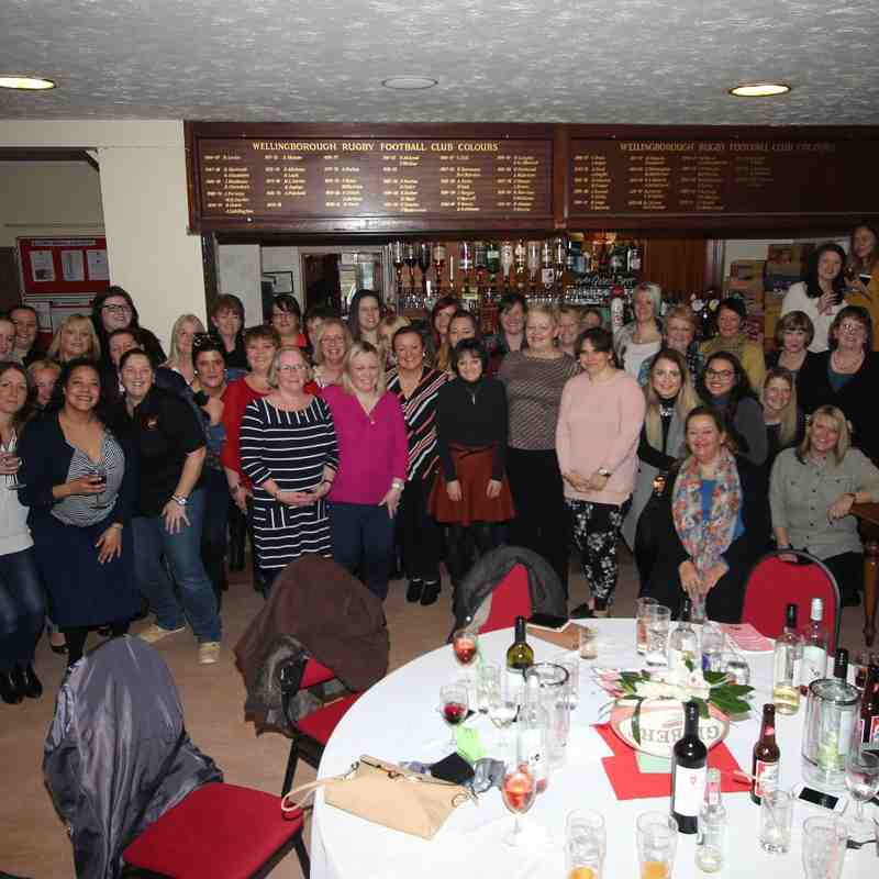 Ladies Lunch 23rd January 2016