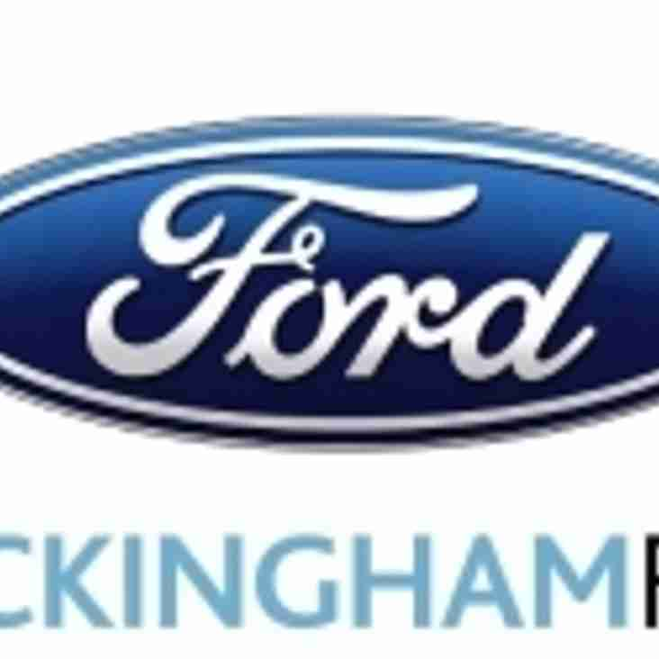 Buckingham Welcome Back Buckingham Ford