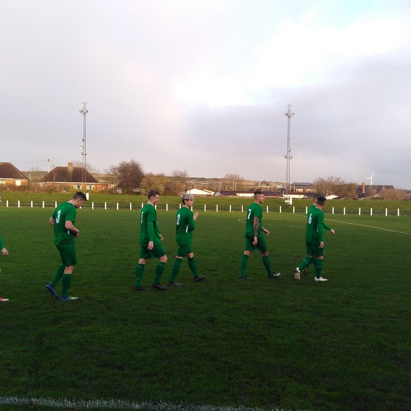 Ten-man Colliers fall to defeat at Crook