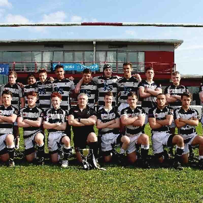 U16s TMV 31 - Wigan 27 Finals WA 28.04.14