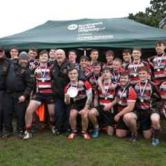 AK snr Colts 24 - Chester 12 Cheshire Plate  01.05.16