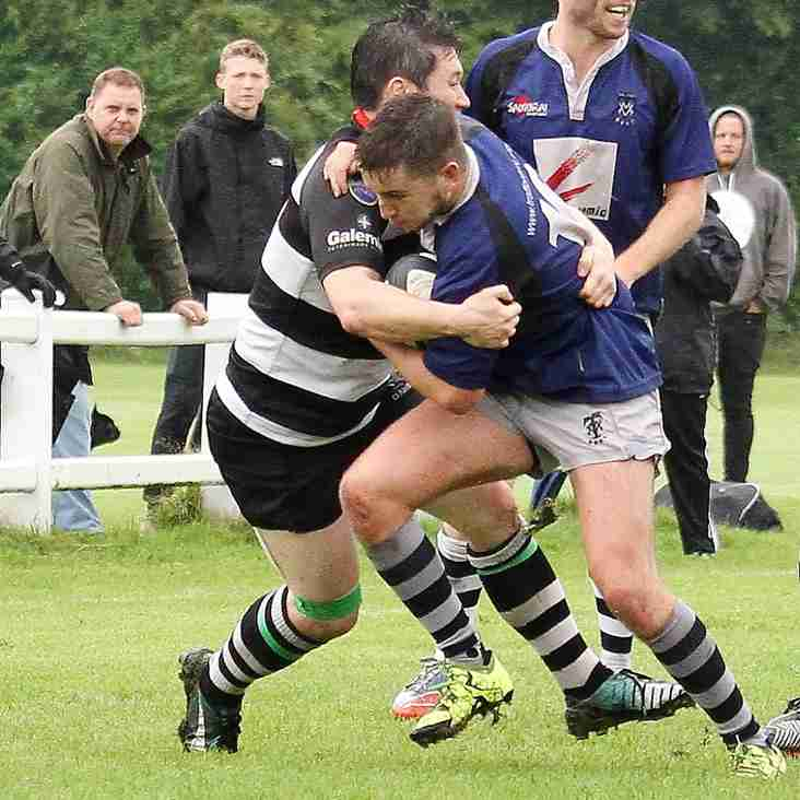 MV 1st XV HEAD NORTH TO SILLOTH IN ROUND 3 OF LANCS / CUMBRIA LEAGUE