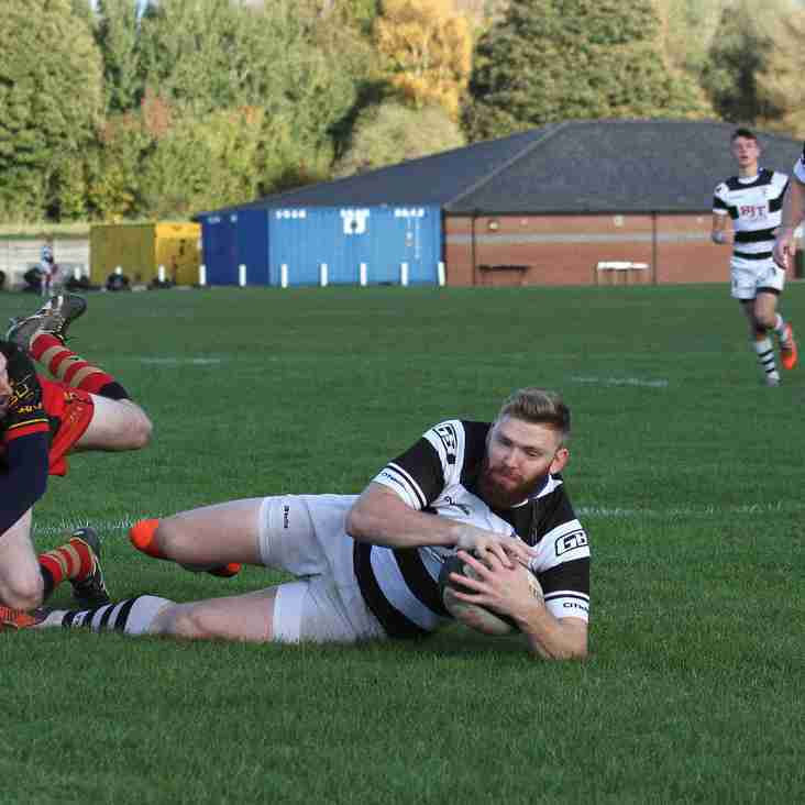 A SUNNY PREVIEW OF THIS WEEKEND RUGBY 8/9TH APRIL