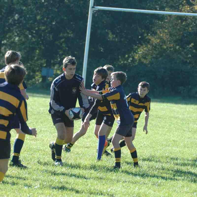 Eastbourne U13's vs Uckfield