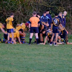 Colts vs Worthing B 9th december
