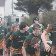 U16 vs Newquay 8th March 2015