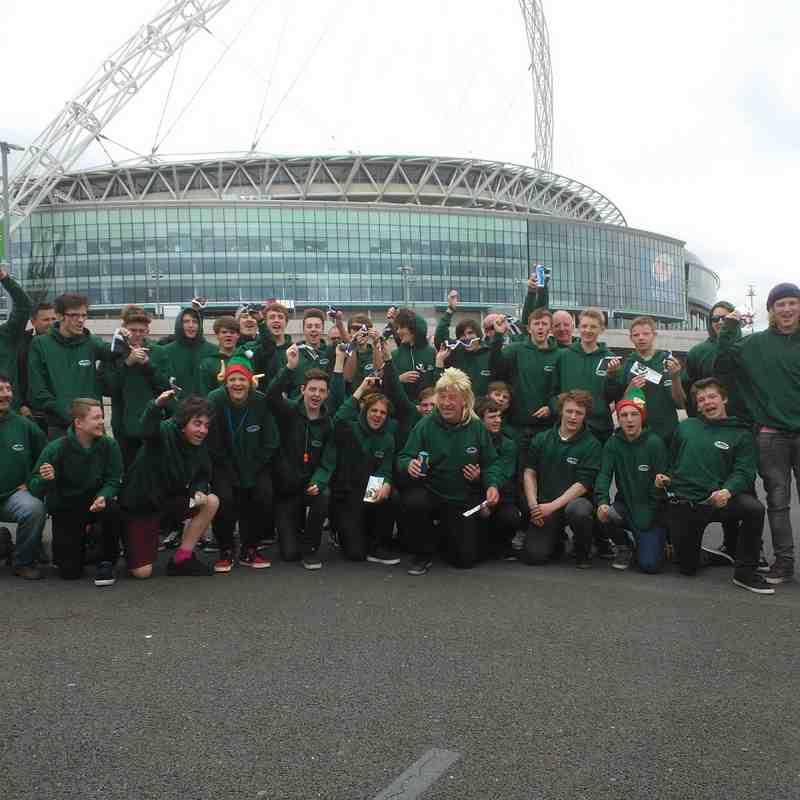 U16 Wembley 2015