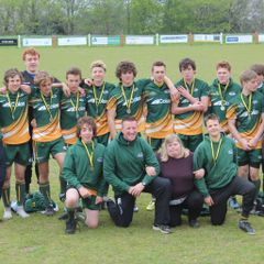 U16  County 7's Tournament 26/4/15