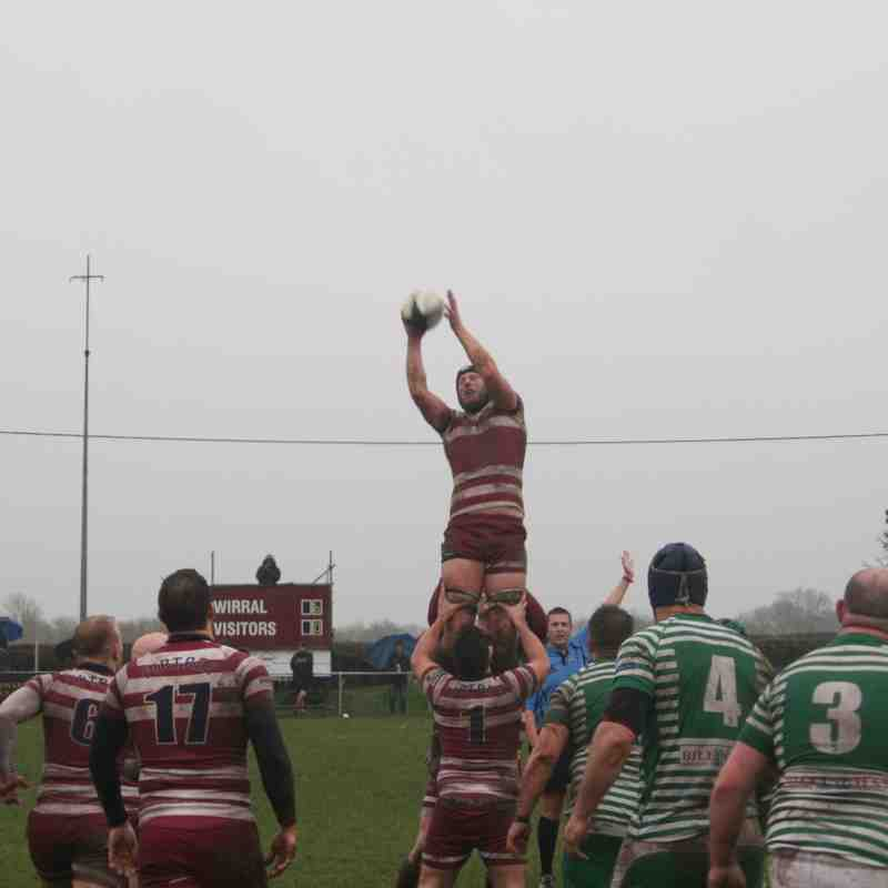 1st XV v Billingham - 20th February 2016