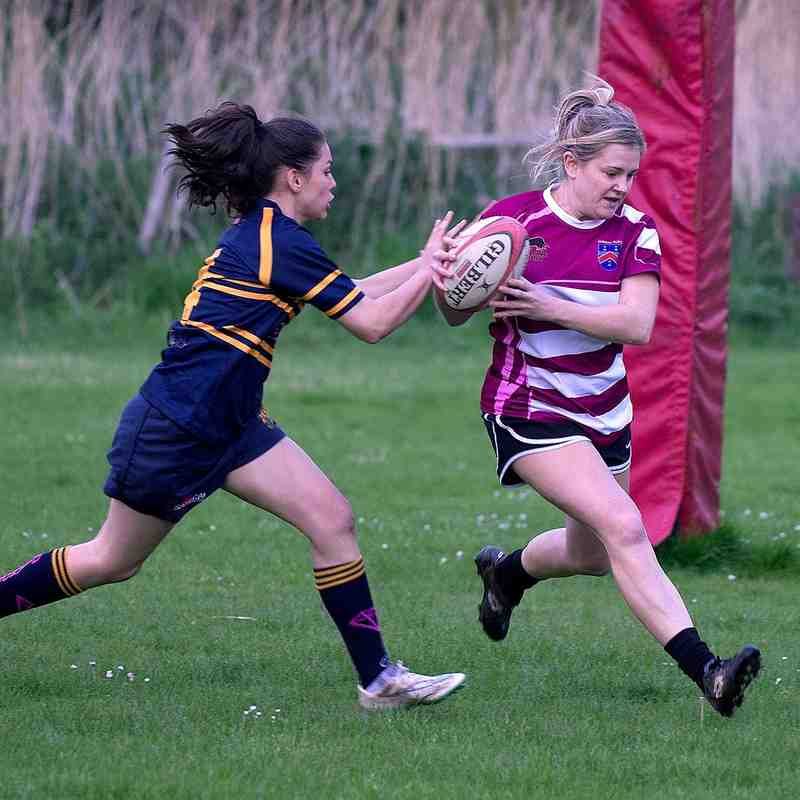 Womens Touch Rugby