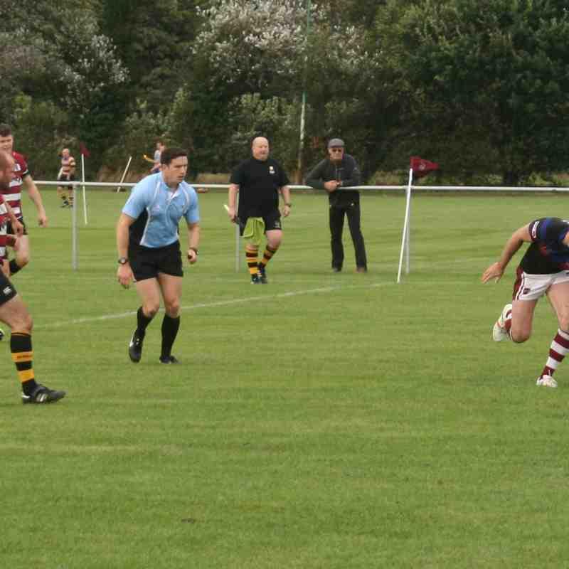 1st XV v Kendal - 24 Sep 16