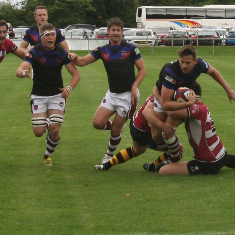 Kendal's Speedy Winger Contributes to Defeat for Wirral