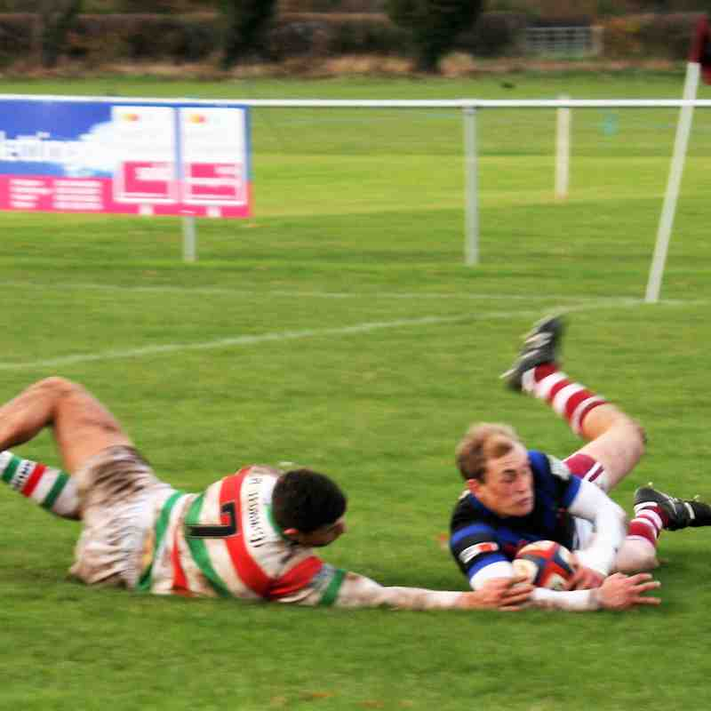 1st XV vs Stockport 19 Nov 16
