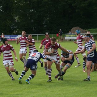 Seven Try Blitz Sees Off Pocklington