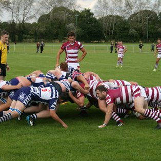 Spirited Wirral could not hold out against Hull