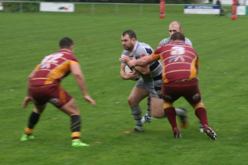 Wirral Forwards Power to Victory