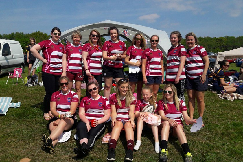 Wirral Womens Touch Make an Impact at Caldy Tournament