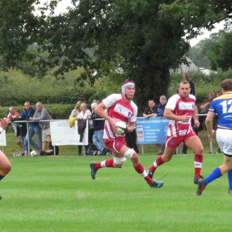 1st XV vs Alnwick Sep 18
