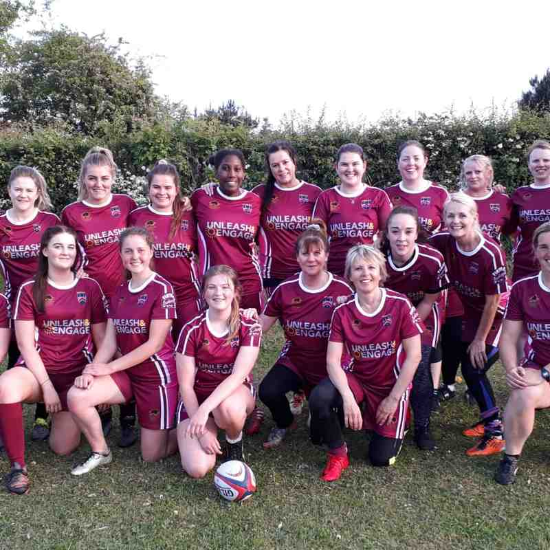 Womens Touch - May 19