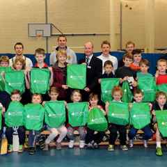 A good winter innings for young cricketers