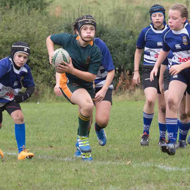 Minxes U13s 2017/18 - Great Game Moments