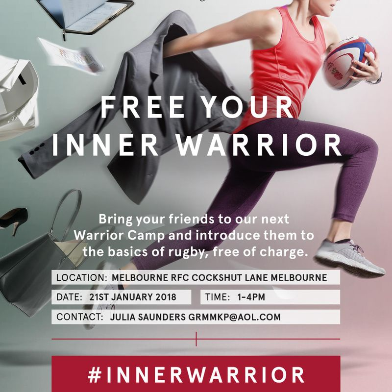 Inner Warrior Camp