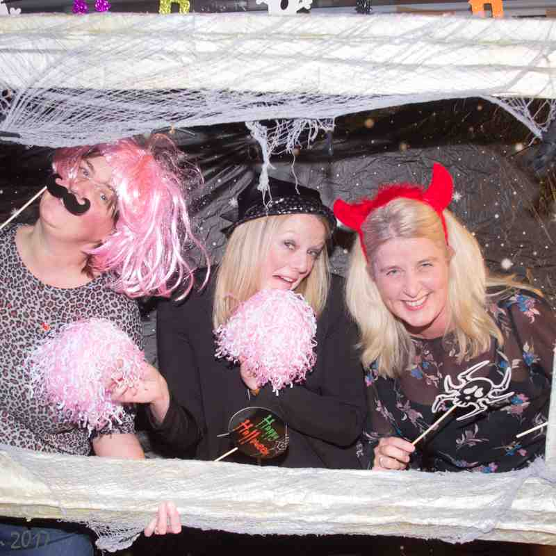 The Minis & Minxes Inaugural Annual Halloween Bash