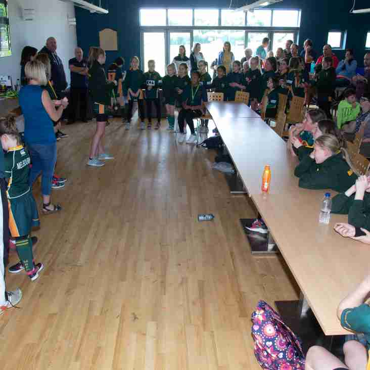 Another Brilliant Minis & Minxes Annual Presentations Day