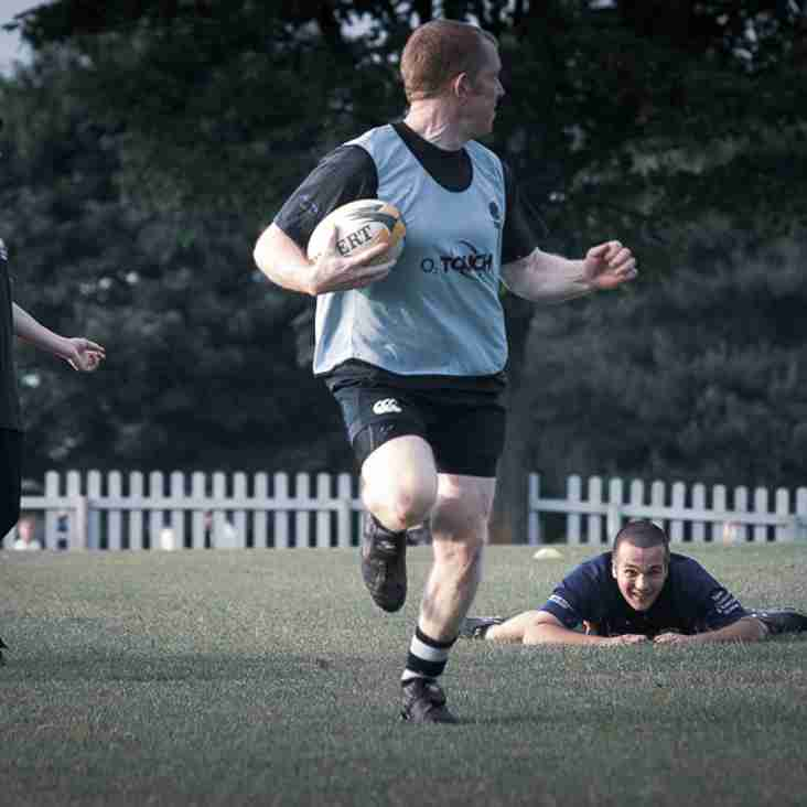 Mixed Touch Rugby - Mondays @ MSP Pitch 1