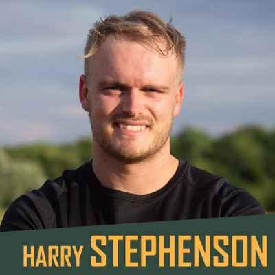 Harry Stephenson
