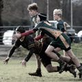 U15s Just Pipped in Exciting 3-Tries Aside Encounter with Derby