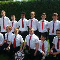 Youth team triumphs