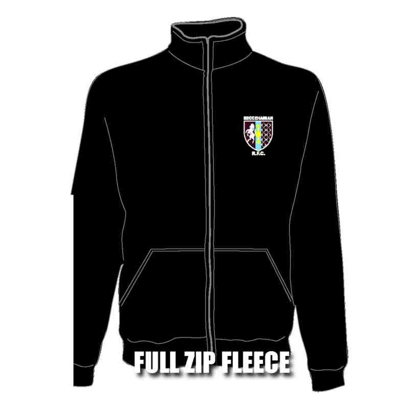 Full-Zip Microfleece Jacket (Up to 30/32