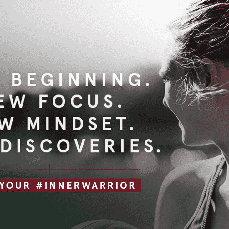 "Meet your ""Inner Warrior"""