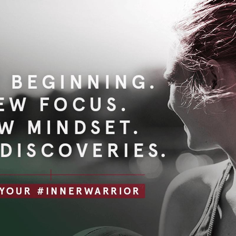 """Meet your """"Inner Warrior"""""""