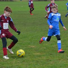 Hampton Blues U12 v Bourne