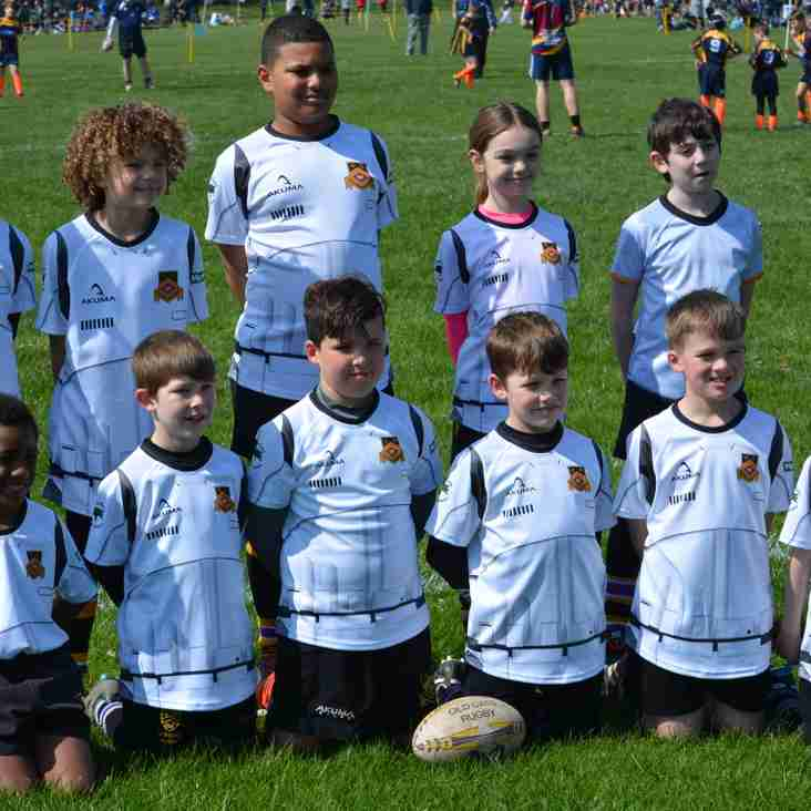 Under 9 Tigers Challenge Tour at Butlins