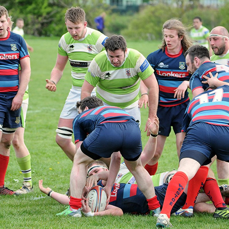 Castle pipped in dramatic finale