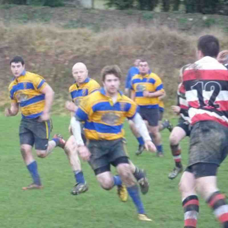 WRFC v FROME 19.2.11