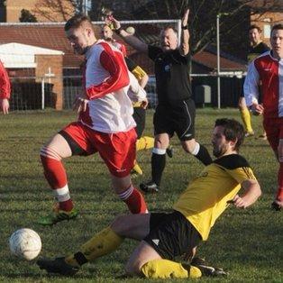 King George 5-1 Alverthorpe WMC, Premier Division