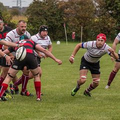 Ca suals v Dronfield 23rd September 2017 by Derek Martin