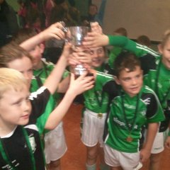 Tones U8s win Belfast Sarsfields Tournament 2014
