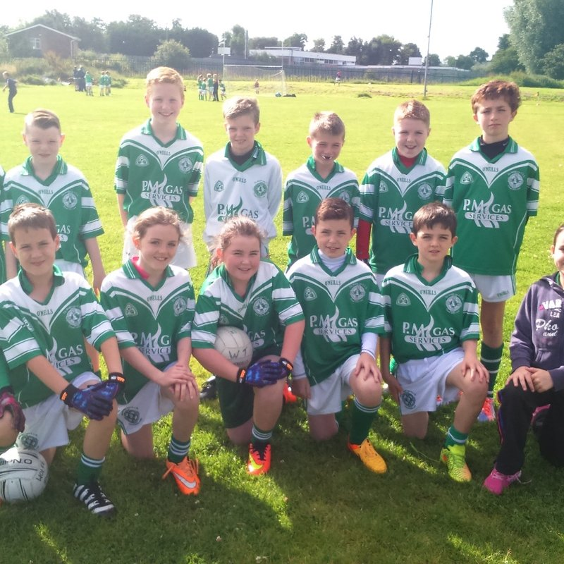 Overview of Wolfe Tone U10s great season