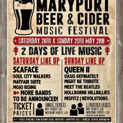 Maryport Beer Festival