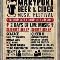 MARYPORT BEER CIDER AND MUSIC FESTIVAL